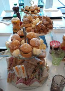 Food at Messy Church