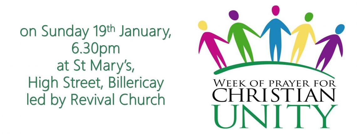 A Week of Prayer for Christian Unity